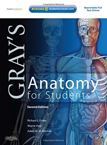 9780443069529: Gray's Anatomy for Students: With STUDENT CONSULT Online Access, 2e