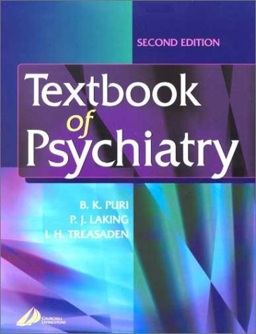 9780443070167: Textbook of Psychiatry, 2e