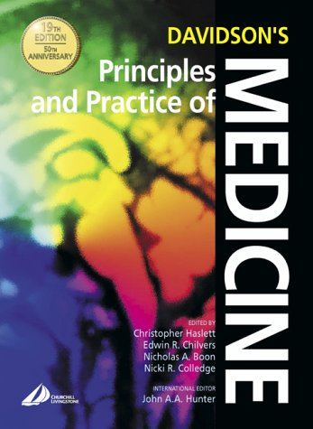 Davidson's Principles and Practice of Medicine: with STUDENT CONSULT Access (MRCP Study Guides...