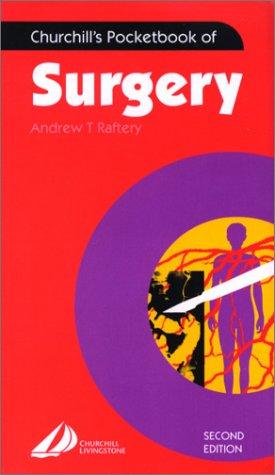 9780443070426: Churchill's Pocketbook of Surgery (Churchill Pocketbooks)