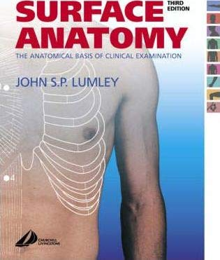 9780443070464: Surface Anatomy ISE: The Anatomical Basis of Clinical Examination