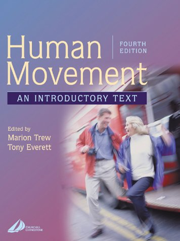Human Movement: Weedon, Gunn, McCowa,
