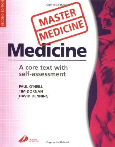 9780443070914: Master Medicine: Medicine: A core text with self-assessment