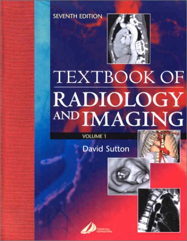 9780443071096: Textbook of Radiology and Imaging: 2-Volume Set, 7e