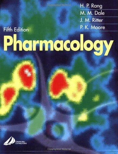 9780443071454: Pharmacology