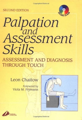 9780443072185: Palpation and Assessment Skills with Back of Book CD-Rom: Assessment and Diagnosis Through Touch, 2e