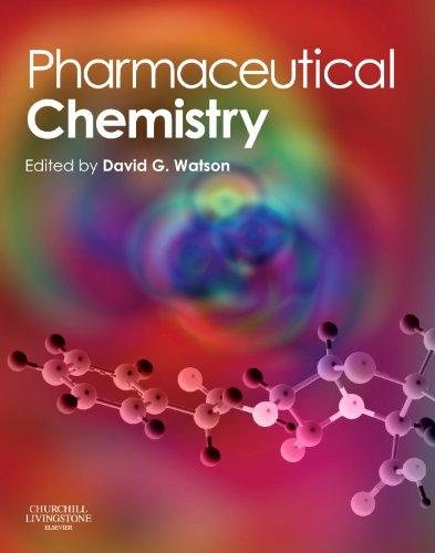 9780443072321: Pharmaceutical Chemistry, 1e