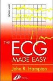 9780443072536: The ECG Made Easy