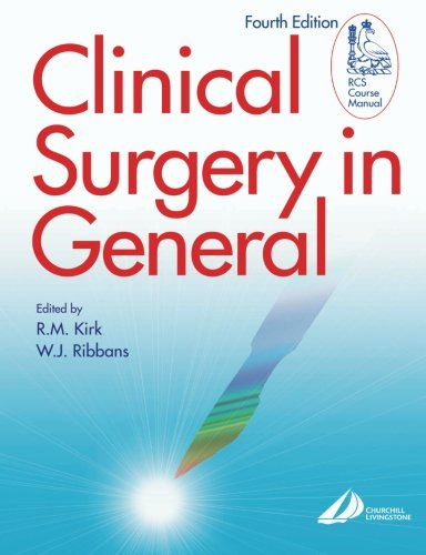 9780443072628: Clinical Surgery in General (Mrcs Study Guides)