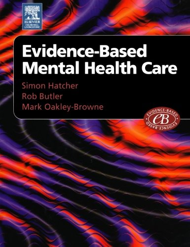 9780443073069: Evidenced-Based Mental Health Care