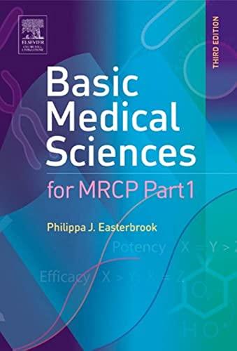 9780443073267: Basic Medical Sciences for MRCP Part 1, 3e