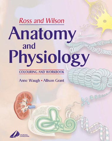 9780443073403: Ross and Wilson\'s Anatomy and Physiology Colouring ...