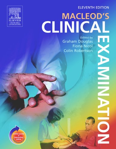 9780443074042: Macleod's Clinical Examination: With STUDENT CONSULT Online Access, 11e