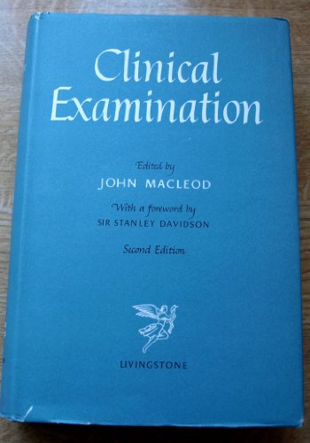 9780443074059: MACLEOD'S CLINICAL EXAMINATION