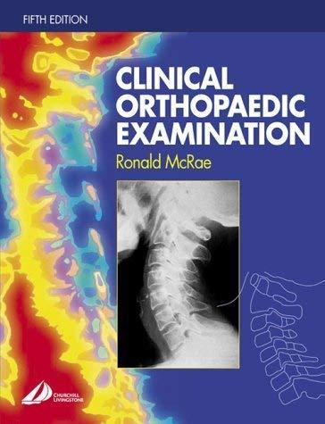 9780443074080: Clinical Orthopaedic Examination