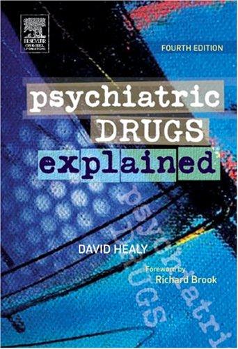 9780443074141: Psychiatric Drugs Explained