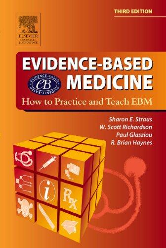 Evidence Based Medicine: Sharon E. Straus