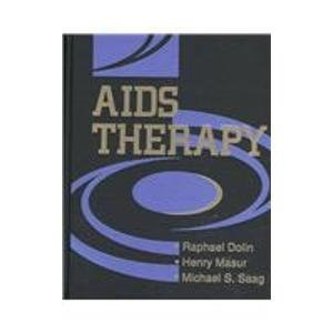 9780443075926: AIDS Therapy, 1e