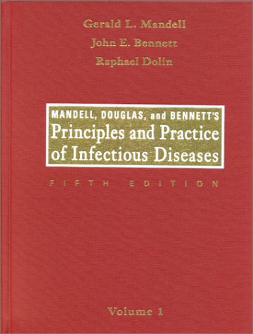 9780443075933: Principles and Practice of Infectious Diseases: 2-Volume Set, 5e