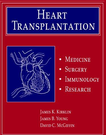 9780443076558: Heart Transplantation, 1e
