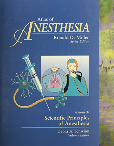 9780443079016: Atlas of Anesthesia: Scientific Principles of Anesthesia, Volume 2 (v. 2)