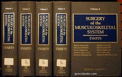 9780443080784: Surgery of the Musculoskeletal System (V 1-4)