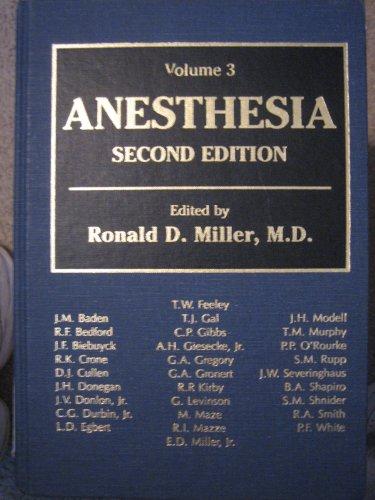 9780443083280: Anesthesia