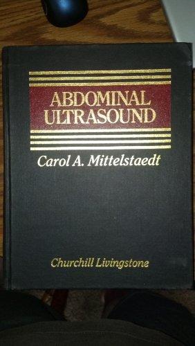 9780443083419: Abdominal Ultrasound