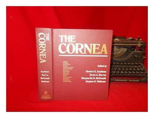 9780443083747: The Cornea