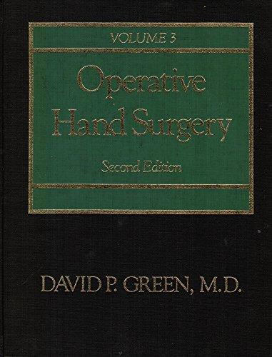 9780443084812: Operative Hand Surgery