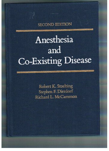 9780443085550: Anaesthesia and Co-existing Disease