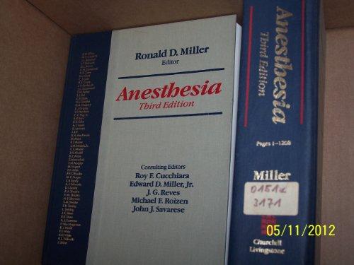 Miller's Anesthesia, Volume 1: Miller, Ronald D.