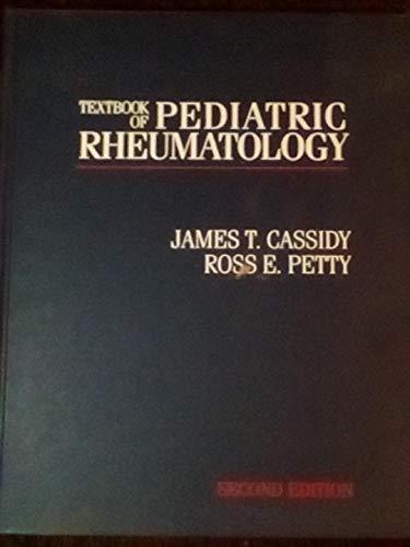9780443086403: Textbook of Pediatric Rheumatology