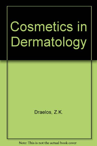 9780443086441: Cosmetics in Dermatology