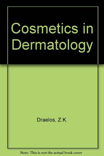 9780443086441: Cosmetics in Dermatology