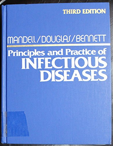 9780443086861: Principles and Practice of Infectious Diseases