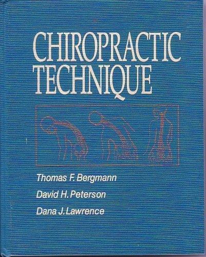 9780443087523: Chiropractic Technique: Principles and Procedures