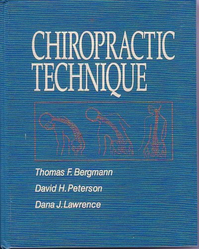 9780443087523: Chiropractic Technique: Principles and Procedures