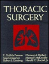 9780443087981: Thoracic Surgery