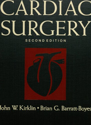 9780443088452: Cardiac Surgery, 2nd Edition (2 Volume Set)