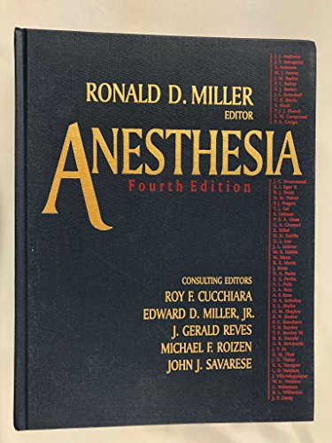 9780443089060: Anesthesia, 2-Volume Set