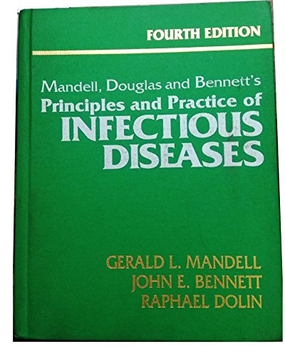 9780443089350: Mandell, Douglas and Bennett's Principles and Practice of Infectious Diseases, 2 Volume Set