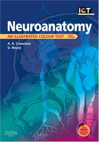 9780443100369: Neuroanatomy: An Illustrated Colour Text with STUDENT CONSULT Access
