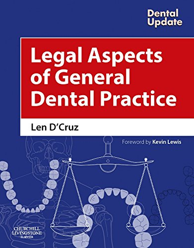 9780443100383: Legal Aspects of General Dental Practice, 1e (Dental Update)