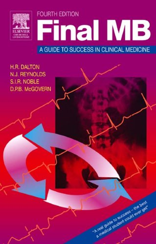 9780443100499: Final MB: A Guide to Success in Clinical Medicine