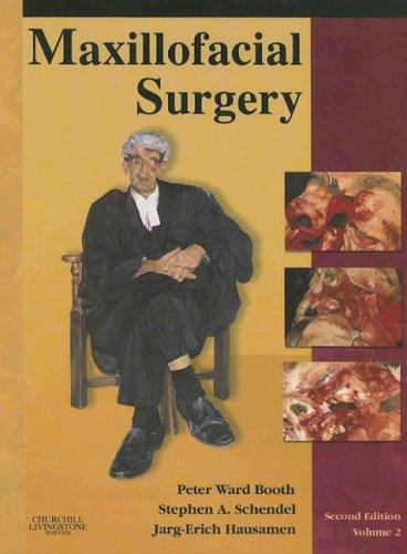 9780443100536: Maxillofacial Surgery: 2-Volume Set, 2e