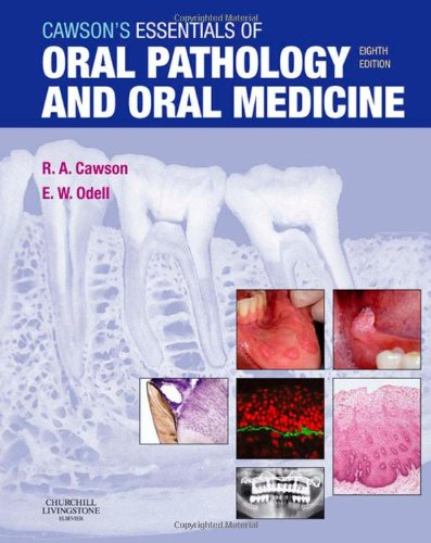 9780443101250: Cawson's Essentials of Oral Pathology and Oral Medicine, 8e