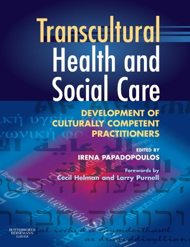 9780443101311: Transcultural Health and Social Care: Development of Culturally Competent Practitioners, 1e