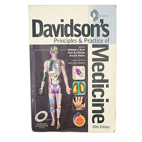 9780443101335: Davidson's Principles and Practice of Medicine: with Online access + Interactive extras (Internation