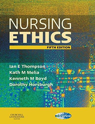 9780443101380: Nursing Ethics